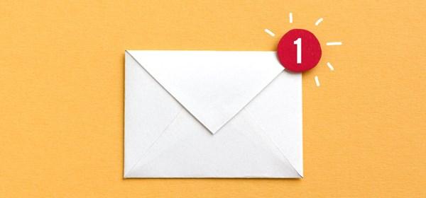 Banner Newsletter Content